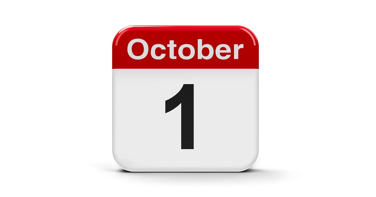 Changes to furlough from 1 October!
