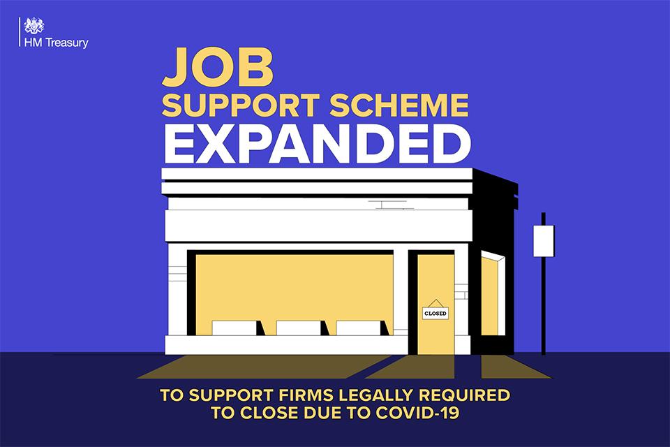Job Support Scheme Expansion for Closed Business Premises