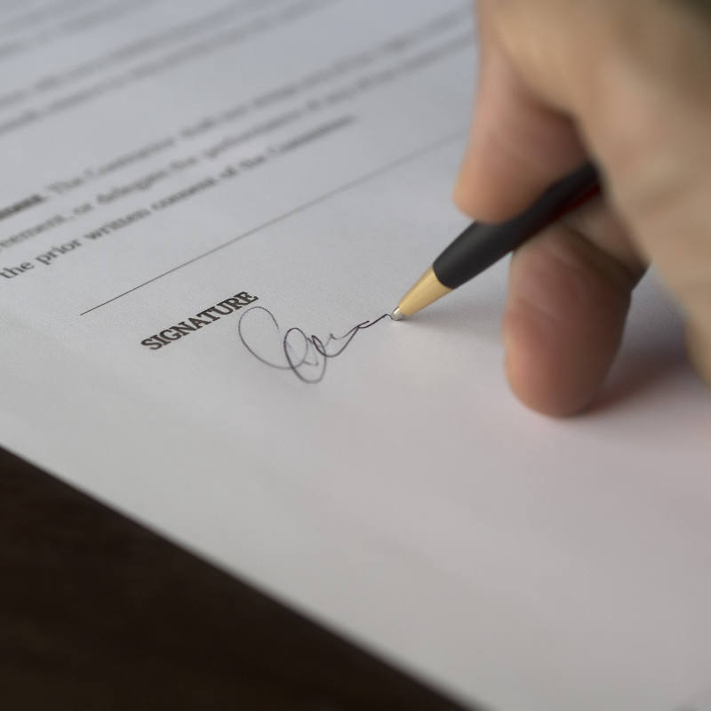 Settlement Agreements by Peach Law